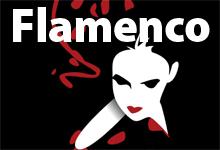 Flamenco-button