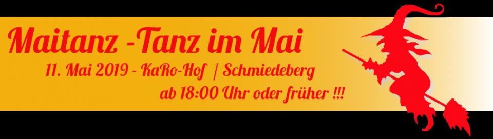 TitelBalken_Maitanz2019